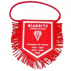 Mini Fanion Biarritz Olympique
