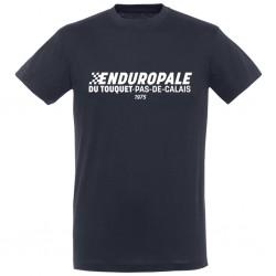 T-shirt Marine Logo E Enduropale