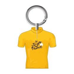 Porte-clefs Maillot Jaune Tour de France 2014