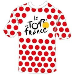 T-shirt Pois Tour de France