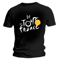 T-shirt Tour de France logo