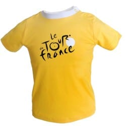 T-shirt bébé Tour de France