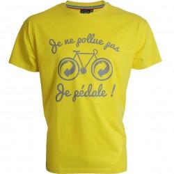 T-shirt jaune Tour de France 2020