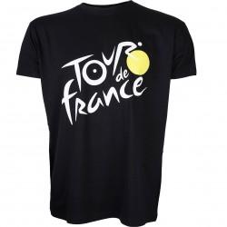 T-shirt noir Tour de France 2020