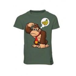 T-shirt Nintendo - young donkey kong