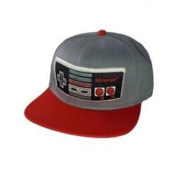 Casquette Nintendo control