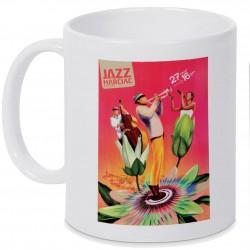 Mug Jazz In Marciac affiche 2015 Personnalisé