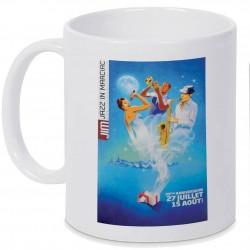 Mug Jazz In Marciac affiche 2012 Personnalisé