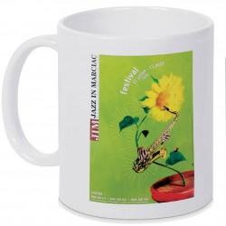 Mug Jazz In Marciac affiche 2006 Personnalisé