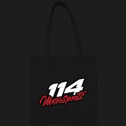 Sac shopping 114 Motorsports noir