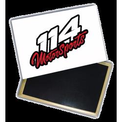 Magnet logo 114 Motorsports