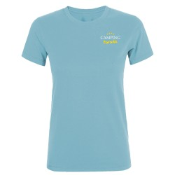 T-shirt personnel Femme Atoll