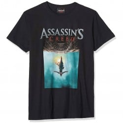 T-shirt Assasion's Creed - movie poster