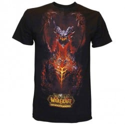 T-shirt World Of Warcraft - Cataclysm Deadwing
