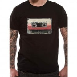T-shirt Guardians of the Galaxy - Awesome Mix Vol. 2