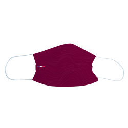 Masque de protection Prune, Lot de 2