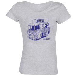 Skinny Gris Camionnette Cabourg