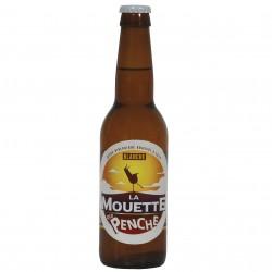Bière blanche la mouette qui penche 33 cl