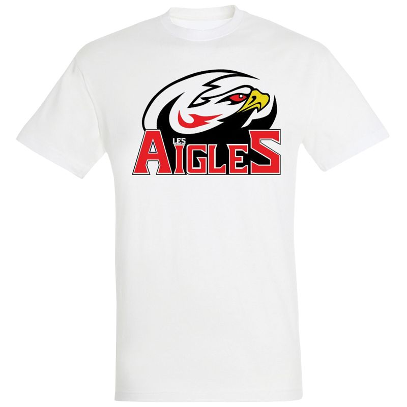 T-shirt Enfant Ligue Magnus Blanc Nice Aigles