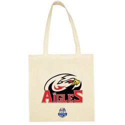 Sac Shopping Ligue Magnus Ecru Nice Aigles