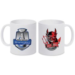 Mug Ligue Magnus Briançon Diables Rouges