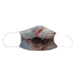 Masque de protection chat