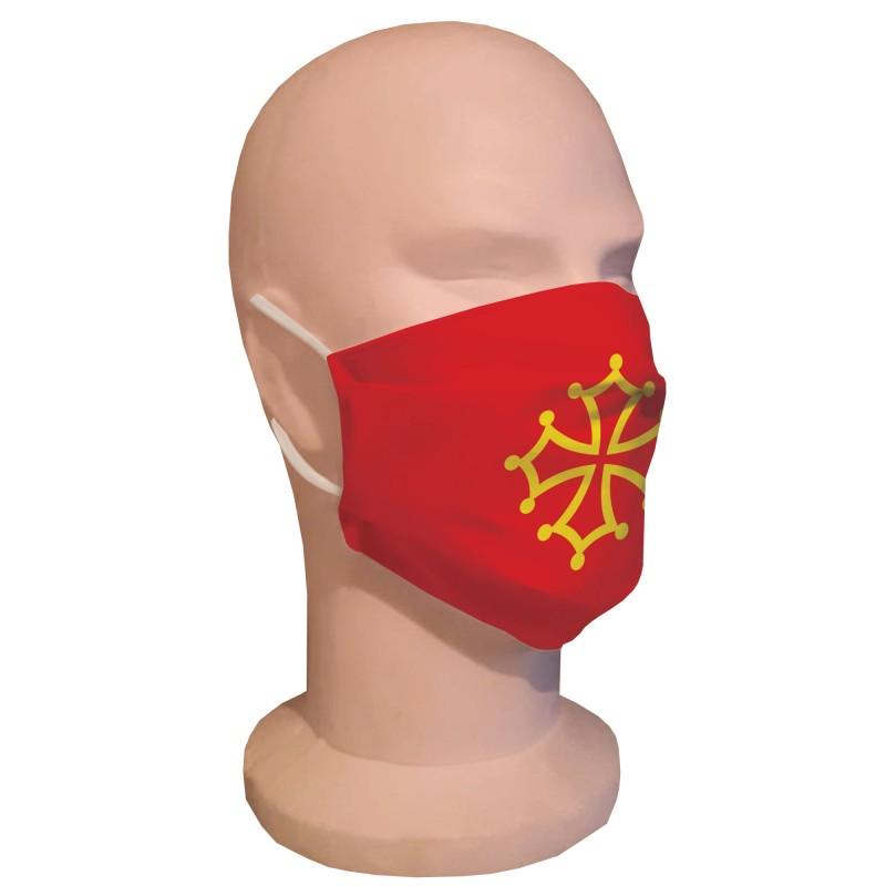 Masque de protection Occitanie