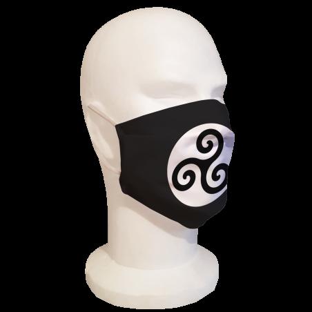 Masque de protection Triskele, Lot de 2