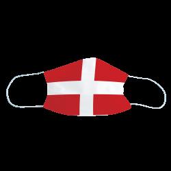 Masque de protection Drapeau Savoie, Lot de 2