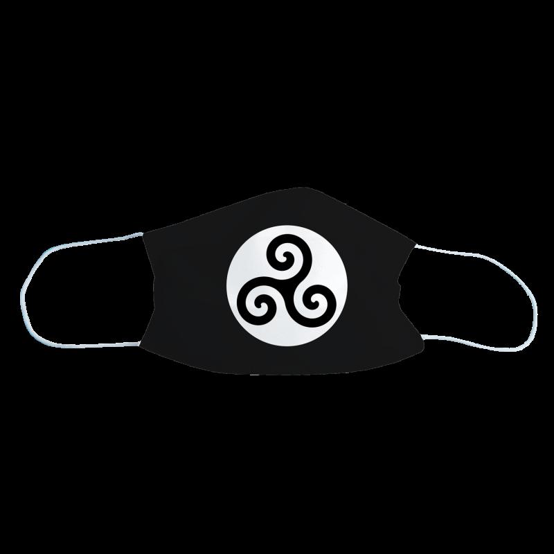 Masque de protection Triskele