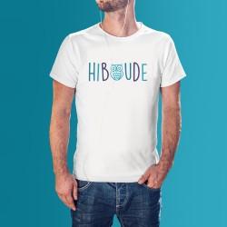 T-shirt blanc Hiboude
