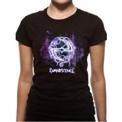 T-shirt femme Evanescence show