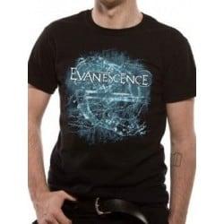T-shirt Evanescence Vergrown