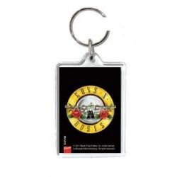 Porte-clefs acrylique Guns n Roses  classic logo