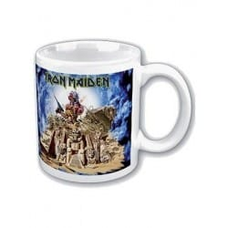 Mug Iron Maiden Somewhere back in time