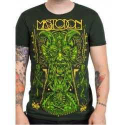 T-shirt Mastodon - Devil