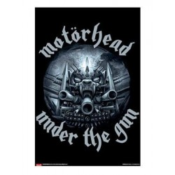 Poster MOTORHEAD - under the gun