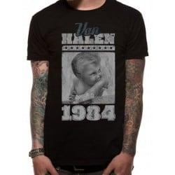T-shirt VAN HALEN 1984