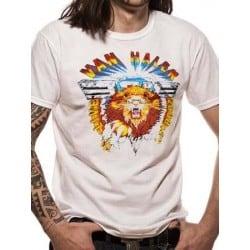 T-shirt EDDIE VAN HALEN - LION