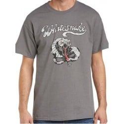 T-shirt WHITESNAKE - Make some noise