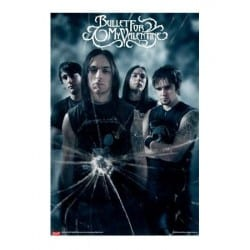 Poster Bullet For my Valentine - Glass Shatter