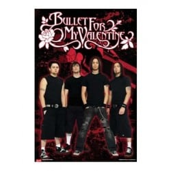 Poster Bullet For my Valentine - Red Band