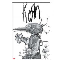 Poster KORN - Album