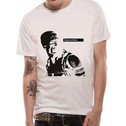 T-shirt DEPECHE MODE - GET ENOUGH