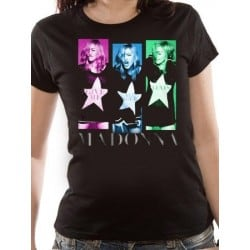T-shirt femme Madonna - Give me your Luvin'