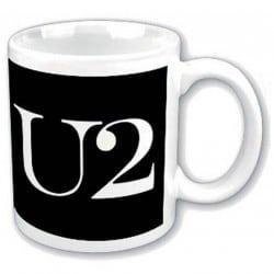 Mug U2 logo