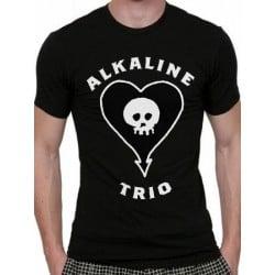 T-shirt Alkaline Trio - Biker
