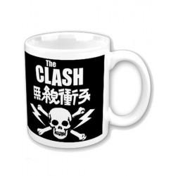 Mug THE CLASH skull