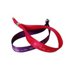 Lot 2 Bracelets satin Ayo
