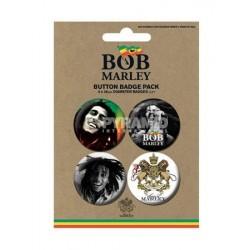 Badges Bob Marley